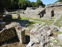 0014 Shrine of Asclepius, Butrint (11) (tobeytravels) Tags: albania butrint buthrotum illyrian shrine asclepius temple