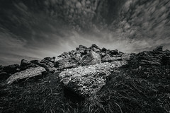 Rocks (Tim Bow Photography) Tags: timbowphotography timboss81 rhossili welshlandscapes gower swansea welshphotography landscape landscapes blackandwhitephotography longexposure rockformation definition wideangle