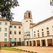 Makere University Main building Uganda - Fluttershots Photography Uganda-Makerere University
