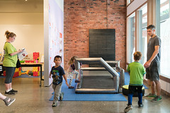 Extraordinary Playscapes Family Fun Day (architecturegeek) Tags: seattledesignnerds aiaseattle 2017 inflatable centerforarchitectureanddesign cfad playgrounds postalley extraordinaryplayscapes kids equipment playscapessea seattle
