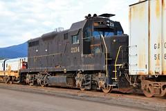 Among the Deceased (BravoDelta1999) Tags: grandcanyon railway gcry railroad williams arizona emd gp7u 2134