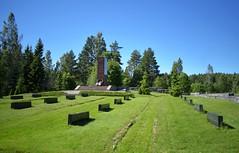 DSC_6072 (porkkalanparenteesi) Tags: hautausmaa neuvostoliitto porkkalanparenteesi porkkala soviet suomi kirkkonummi kolsari kolsarby