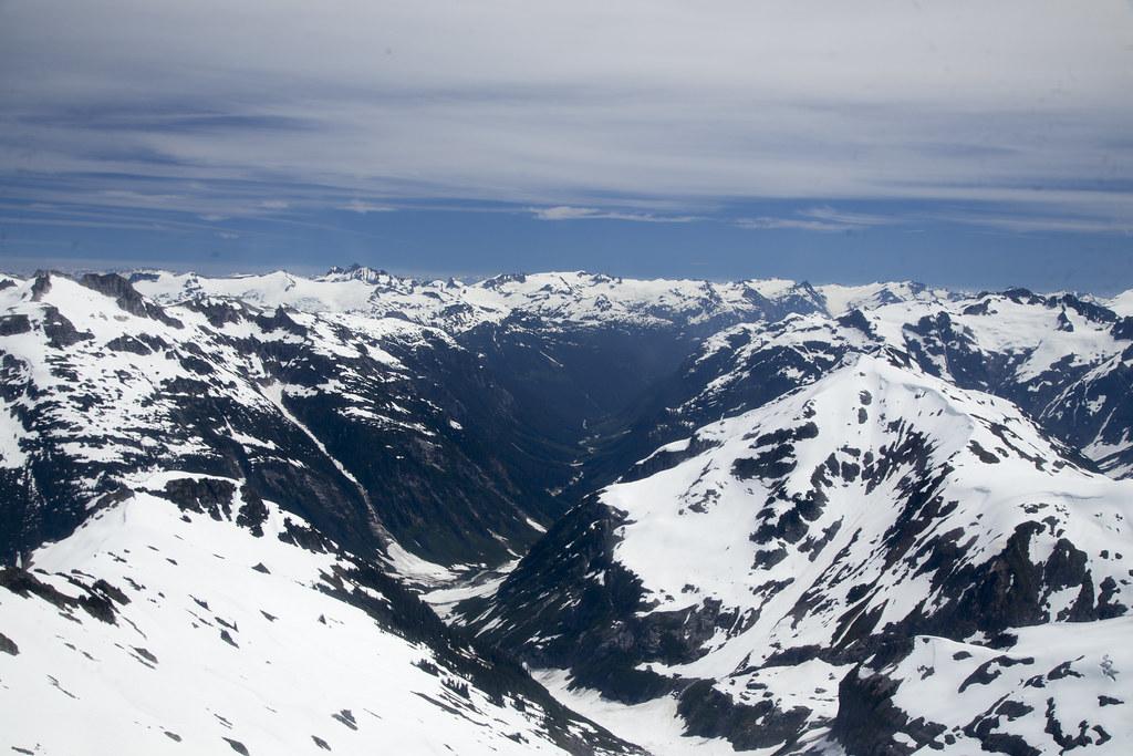 Harbour Air Whistler Glacier Tour