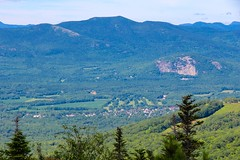 View of North Conway (DBDaron) Tags: conway nh mountains valley black cap