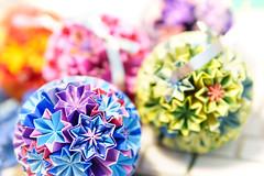 Kusudama (bobo.ling) Tags: origami kusudama macro