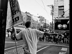 street preacher (south street, philadelphia) (Thrift Store Camera) Tags: philadelphia philly street photographer photo journal preacher southstreet