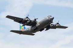 153 Pakistan Air Force Lockheed C-130B Hercules (amisbk196) Tags: unitedkingdom aircraft flickr riat departures amis avation raffairford royalinternationalairtattoo 2017 uk 80d 153 pakistanairforce lockheed c130b hercules