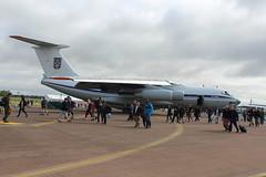 RIATStatic2017-213 (mcaviationphoto) Tags: royalinternationalairtattoo raffairford riat ur78820 0093496907 jet transport militaryjet militarytransport militarytransportjet strategicairlift ilyushinil76'candid' candid ilyushinil76md'candid' ilyushinil76 ilyushinil76md armedforcesofukraine zsu ukrainianairforce ukraine airforcecommandukraine 25thtransportaviationbrigadeukraine melitopolairbase ilyushin ilyushinaviationcomplex