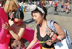 Pride London 2017 (Waterford_Man) Tags: pridelondon2017 lgbt lesbian gay bi people girls party london