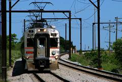 America's Last (Jeff Carlson_82) Tags: nipponsharyo css csssb southshore hammond curve indiana tollroad in interurban 7 commuter train railroad railfan railway nictd electric