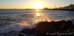 winter sunset 20175 (WITHIN the FRAME Photography(5 Million views tha) Tags: sunset seascape westcoast surf splash spray light wideangle boulders travels southafrica fuji xt1 fujinon fujilove
