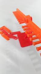 P_20170718_151036_edit (fabricadenerdes) Tags: educação print3d printer stem impressão3d impressora3d modelagem fusion360 solidworks robotics omgrobots competiçãoderobótica claw makerbot ultimaker design engenharia