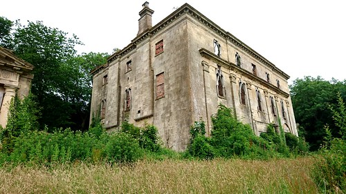 Piercefield House