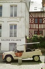 Normandy 2017 - Pro 400H 12 ([Katsumi]) Tags: nikonfe nikkor50mmf14 film filmisnotdead fujicolorpro400h france normandy travel travelphotography europe honfleur