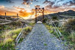 Puente Laguna Amarga (Stéphane Laumont) Tags: amarga regióndemagallanesydelaan chili regióndemagallanesydelaantárticachilena cl