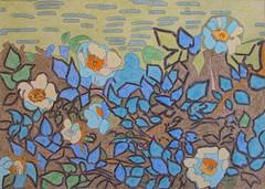 Roses sauvages - Van Gogh - 1889_0 (Luc II) Tags: vangogh roses