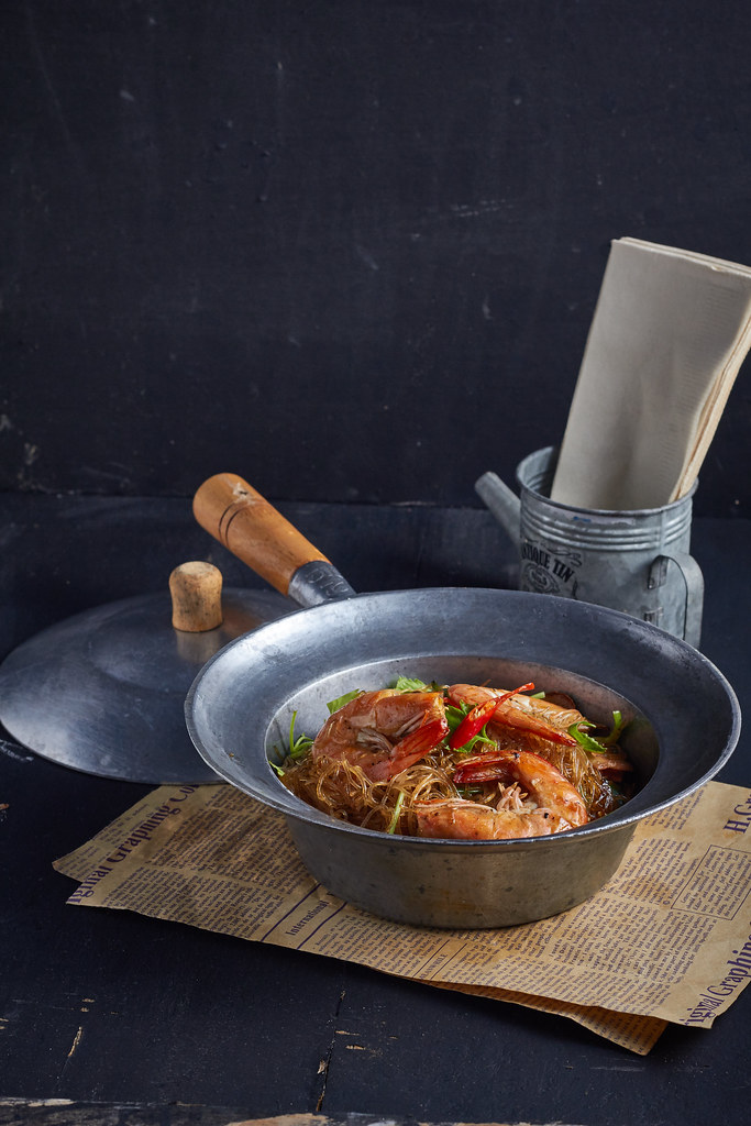 Hot Spoon Thai Kitchen Menu