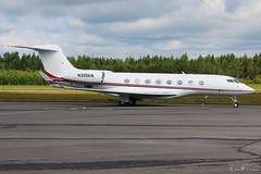 N305KN Gulfstream G650, EFTU, Finland (Sebastian Viinikainen.) Tags: n305kn gvi gulfstream g650 eftu businessjet