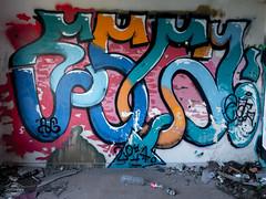 E-M1MarkII-13. Juli 2017-14-45-05 (spline_splinson) Tags: consonno graffiti graffitiart graffity italien italy lostplace losttown ruin ruinen ruins lombardia it