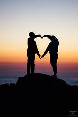 Mountain Heart ;) (Jason Hummel Photography) Tags: heart sunset kids mountains mountrainiernationalpark nationalpark mountrainier observationrock spraypark echorock flettglacier mountain volcano
