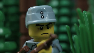 Lego WWII: Chinese 8th Route Army (Communist) Soldier 1940