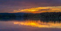 _DSC0081 (johnjmurphyiii) Tags: clouds connecticut connecticutriver cromwell dawn originalnef riverroad riverportpark sky summer sunrise tamron18270 usa johnjmurphyiii