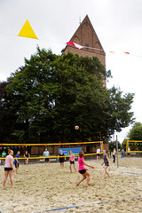 2017-07-15 Beach volleybal marktplein-38