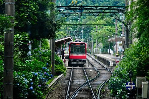 箱根登山電車 2000形