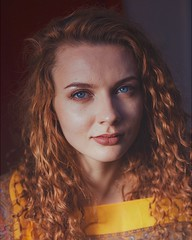 Agata (Motionsharp - Photography by Patti Farfan) Tags: pattifarfanphotography motionsharpphotography portraitofawoman portraiture curlyredhair curlyhairbeautifulredhead redhead ginger portraitphotographer redheadmodel