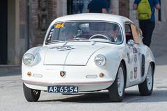 Mille Miglia, Gubbio 2017 (MikePScott) Tags: a106millemiglia alpine camera car events gubbio italia italy millemiglia nikon28300mmf3556 nikond600 transport umbria