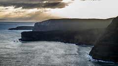 Cape Pillar and Tasman Island (Val A[d]venture) Tags: val adventure valadventure australie aventure australia aussie tasmania canon eosm3 eos roadtrip travel backpacker dream caperaoul cape raoul hike hiking landscape peninsula tasmanpeninsula