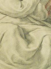 RUBENS (d'Après BUONARROTI Michelangelo) - Le Prophète Zacharie, Chapelle Sixtine (drawing, dessin, disegno-Louvre INV20229) - Detail 28 (L'art au présent) Tags: art painter peintre details détail détails detalles painting paintings peinture peintures peinture17e 17thcenturypaintings tableaux louvre museum paris france peinturehollandaise dutchpaintings dutchpainters peintreshollandais peterpaulusrubens peter paulus petrus pieter rubenes rubbens michelange sistinechapel copie copy study étude after sanguine redchalk prophet bible ancientestament oldtestament figures personnes people pose model portrait portraits face faces visage man men hommes boy littleboy garçon enfant kid kids child children livre book barbe beard zechariah zacharias zakariya