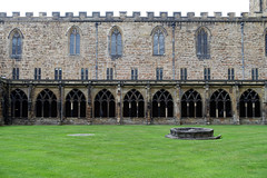 Durham Cathedral, cloister