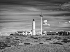 Lighthouse (@Tuomo) Tags: hailuoto finland ostrobothnia sea baltic pilotstation lighthouse landscape bw monochrome blackandwhite clouds sky silver efex olympus em1 mk2 zuiko 1240mm