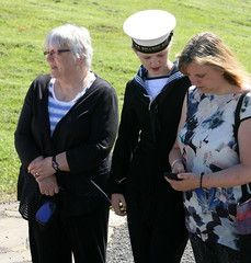 3 generations (odysseus62) Tags: commandono4 achncarry speanbridge lochaber scotland france 2017 july kieffer tspharos commandomemorial fusiliers marins