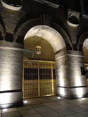 USA City Halll of Dresden Entry (Bambizoe) Tags: dresden 2017 2017indresden rathausplatzdresden dresdenaltstadt rathaus cityhall