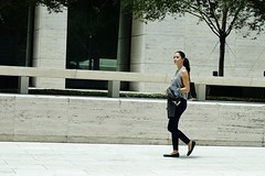 Cool Down (burnt dirt) Tags: houston texas downtown city town street sidewalk crosswalk girl woman man couple crowd group people person asian latina blonde brunette cute sexy pretty beautiful gorgeous smile laugh jeans dress skirt shorts yogapants tights leggings heels stilettos boots longhair shorthair ponytail shadow sunny reflection stockings friend athlete exercise dog bike bicycle pregnant glasses sunglasses construction traffic lunch office building worker streetphotography fujifilm xt1 color tattoo model young metro bus busstop train trainstop