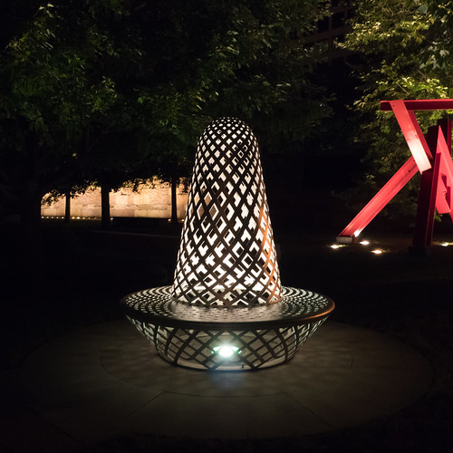 St. Louis Public Art Bench