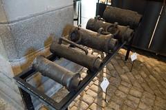 Small cannons (quinet) Tags: 2017 antik copenhagen kanone royaldanisharsenalmuseum ancien antique canon canone museum zealand denmark