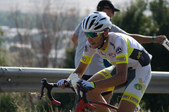 DSC_0086 (Santos98___) Tags: iberum team club ciclista junior illescas navalcarnero madrid san sebastian de los reyes blanco amarillo negro casco gafas oakley campeonato