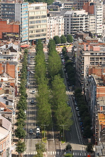 Boulevard de la Sauvenière (Liège 2017)
