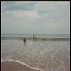 A day at Bethany Beach (erincrum) Tags: mediumformat kodakportra 120film film filmphotography delaware bethanybeach atlanticocean hasselblad