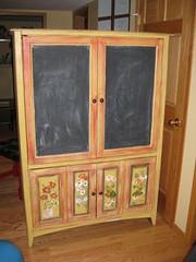 Painted furniture workshops... (tracygiza1) Tags: craigslist