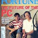 Fortune - Aug 1991 - Steve Jobs and Bill Gates on cover