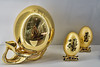 Golden Eggs (chooyutshing) Tags: goldeneggs preciouseggs ofartbeautyandculture exhibition singaporephilatelicmuseum colemanstreet singapore