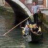venice (gerben more) Tags: venice venetië gondolier gondol water bridge italy people