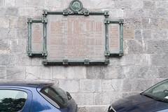 Cork County Gaol Plaques And Memorials [Cork University Campus]-131149 (infomatique) Tags: ira ucc universitycampus corkcountygaol historic williammurphy infomatique fotonique streetsofireland irishhistory memorials monuments