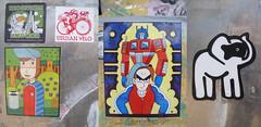 Urban Naodon - 06/25/2017 (Mr. MumbleJinx) Tags: streetart stickers stickerart stickerporn pittsburgh pennsylvania usa mumblejinx