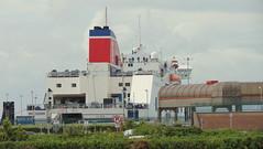 17 07 30 Stena Horizon Rosslare (5) (pghcork) Tags: stenaline stenaeurope stenahorizon rosslare wexford ireland ferry