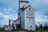 2017 - Road Trip - Moosomin - Grain Elevator (Ted's photos - For Me & You) Tags: 2017 canada cropped nikon nikond750 nikonfx tedmcgrath tedsphotos vignetting moosomin moosominsaskatchewan elevator grainelevator saskatchewan cans2s